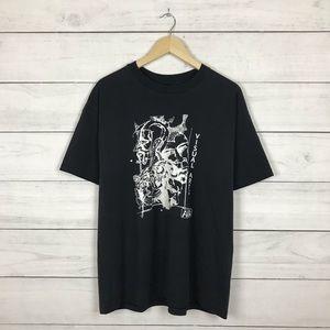 Vintage 1990s Visual Art Single Stitch T-Shirt